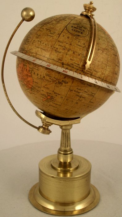 antique french globe